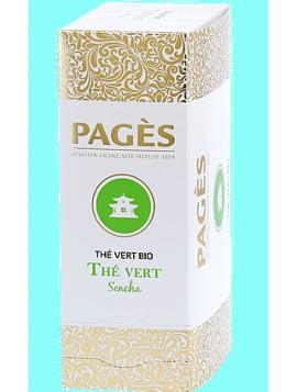 Thé vert Pagès