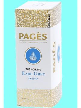 Thés EARL GREY Pagès
